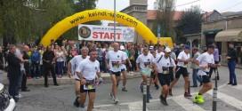 Start ultramaratona